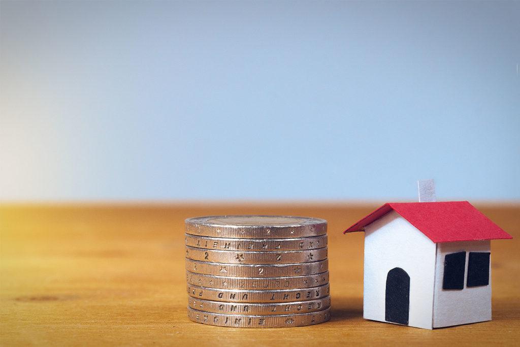 Geld für Immobilienkauf